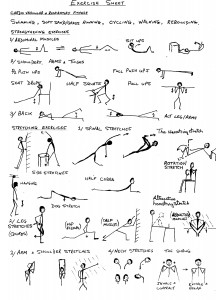 Exercises Sheet